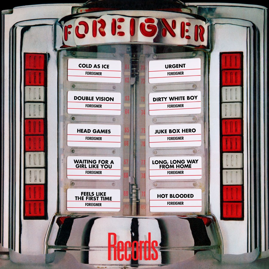 The Foreigner Cd Review